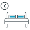 HMobile Housekeeping Reduce Tiempos Icon